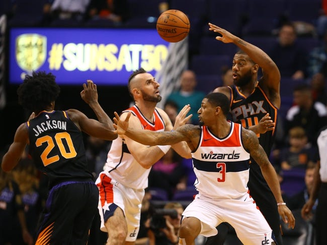NBA | Phoenix Suns (8-24) at Washington Wizards (12-20)