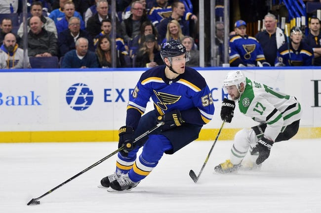 Dallas Stars vs. St. Louis Blues - 12/29/17 NHL Pick, Odds, and Prediction