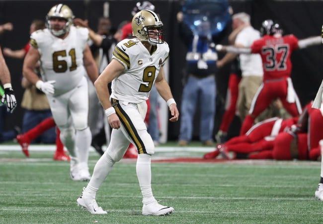 NFL | New York Jets (5-8) at New Orleans Saints (9-4)