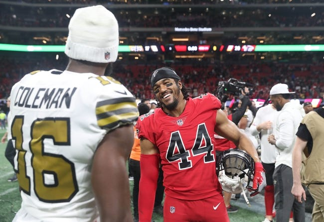 New Orleans Saints vs. Atlanta Falcons - 12/24/17 NFL Pick, Odds, and Prediction