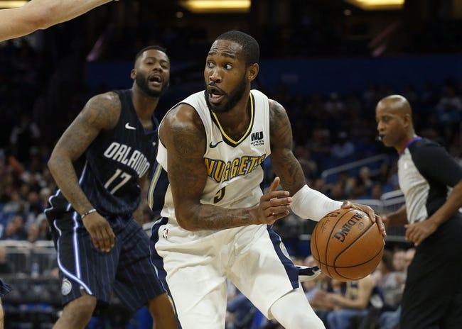 Denver Nuggets vs. Orlando Magic - 11/23/18 NBA Pick, Odds, and Prediction