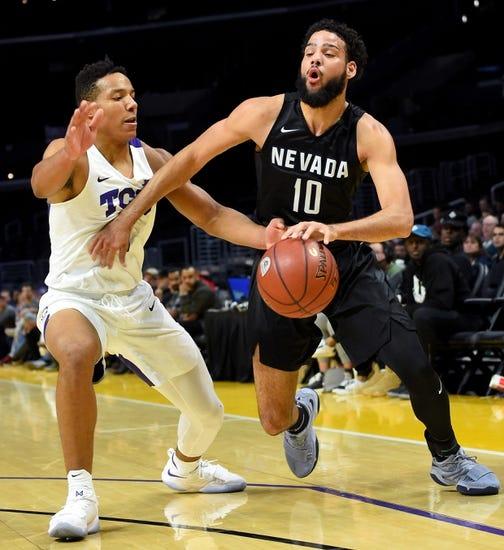 NCAA BB | New Mexico Lobos (6-8) at Nevada Wolf Pack (12-3)