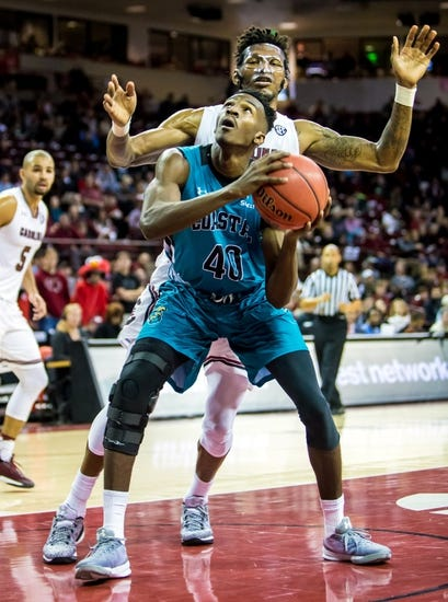 Louisiana-Lafayette vs. Coastal Carolina - 1/6/18 College Basketball Pick, Odds, and Prediction