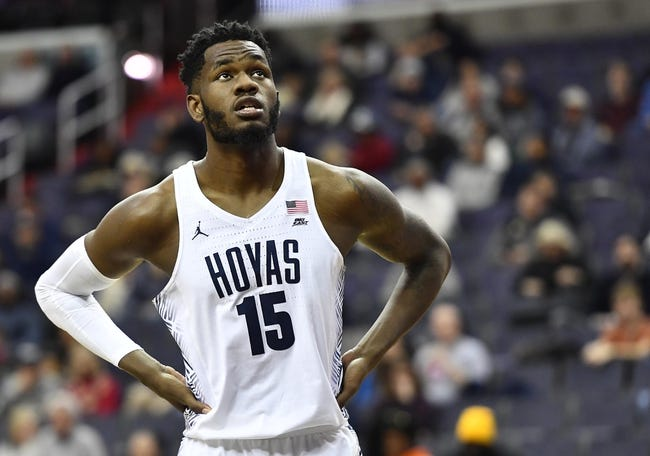 Georgetown vs. Alabama A&M - 12/23/17 College Basketball Pick, Odds, and Prediction