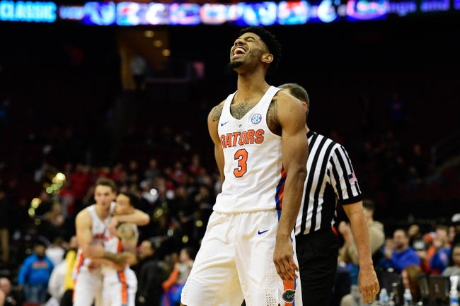 Florida Gators vs. Mississippi State - 1/10/18 College Basketball Pick, Odds, and Prediction