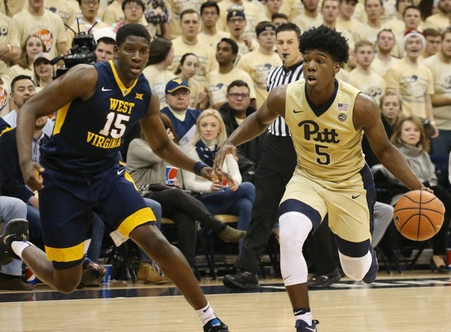 West Virginia vs. Pittsburgh - 12/8/18 College Basketball Pick, Odds, and Prediction
