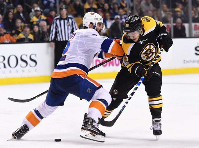 New York Islanders vs. Boston Bruins - 1/2/18 NHL Pick, Odds, and Prediction