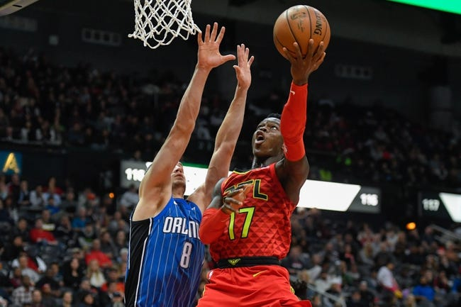 Orlando Magic vs. Atlanta Hawks - 2/8/18 NBA Pick, Odds, and Prediction