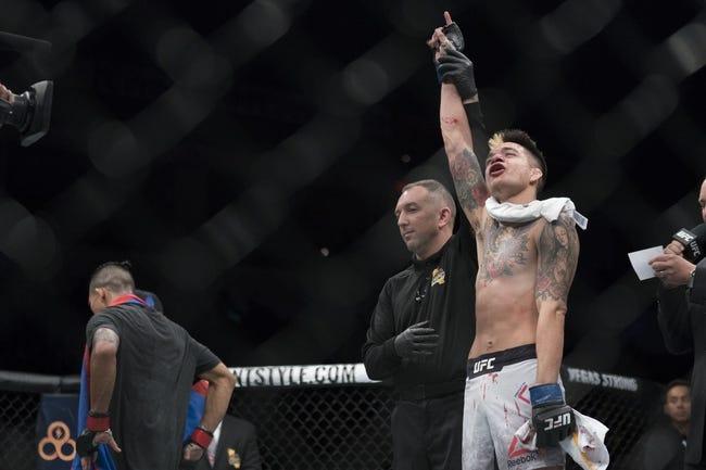 Ricky Simon vs Benito Lopez UFC 227 Pick, Preview, Odds, Prediction - 8/4/18