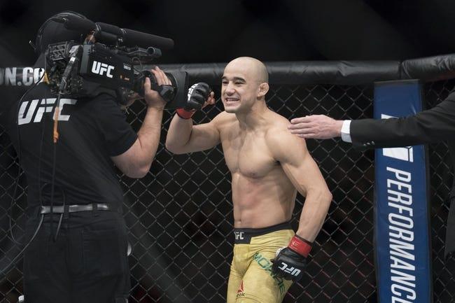 MMA | Raphael Assuncao vs. Marlon Moraes