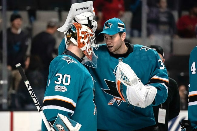 Ottawa Senators vs. San Jose Sharks - 1/5/18 NHL Pick, Odds, and Prediction