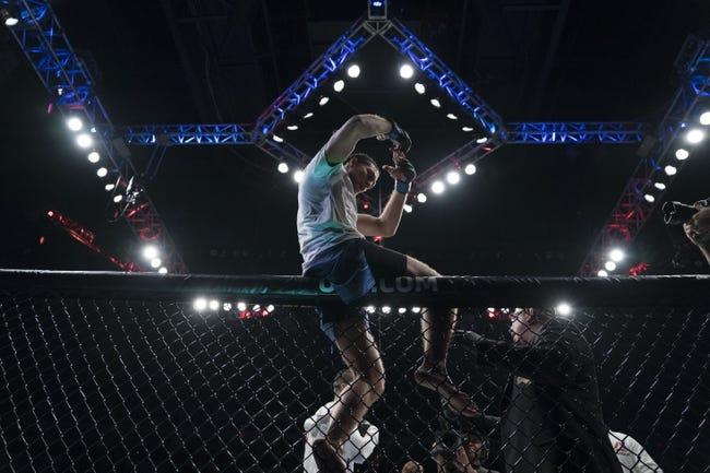 Frankie Edgar vs. Brian Ortega UFC 222 Pick, Preview, Odds, Prediction - 3/3/18