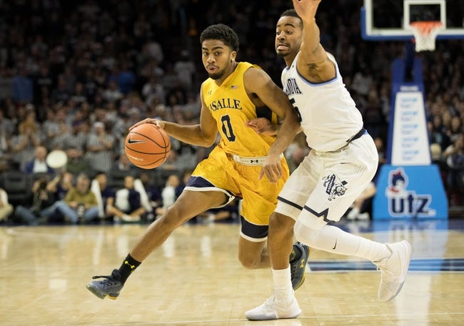 La Salle vs. Pennsylvania - 12/8/18 College Basketball Pick, Odds, and Prediction