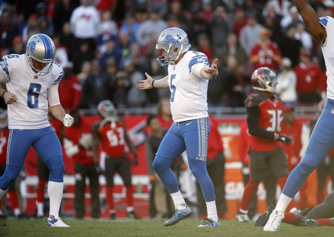 Detroit Lions at Tampa Bay Buccaneers - 8/24/18 NFL Pick, Odds, and Prediction