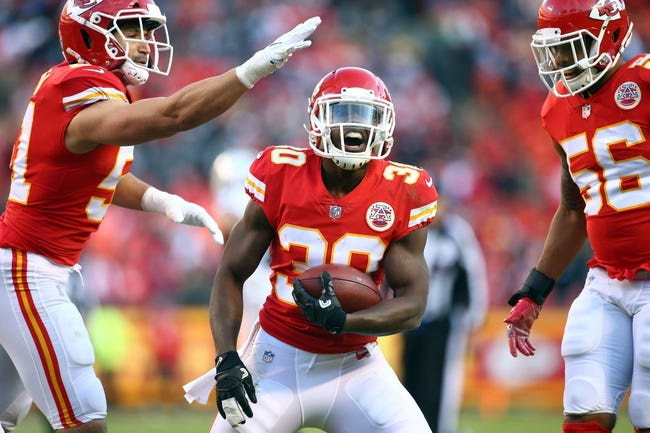 NFL | Kansas City Chiefs (9-2) at Oakland Raiders (2-9)
