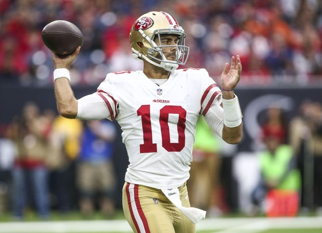 San Francisco 49ers vs. Jacksonville Jaguars - 12/24/17 NFL Pick, Odds, and Prediction