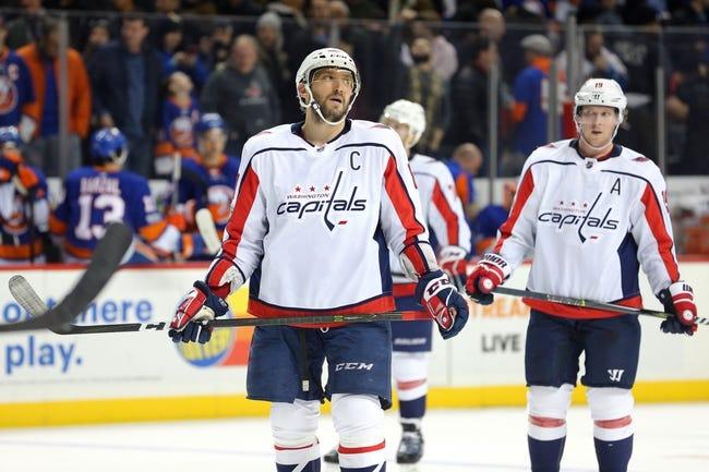 New York Islanders vs. Washington Capitals - 3/15/18 NHL Pick, Odds, and Prediction
