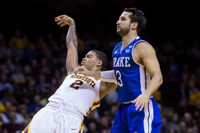 NCAA BB | Indiana State at Drake