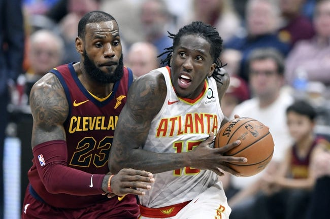 Atlanta Hawks vs. Cleveland Cavaliers - 2/9/18 NBA Pick, Odds, and Prediction