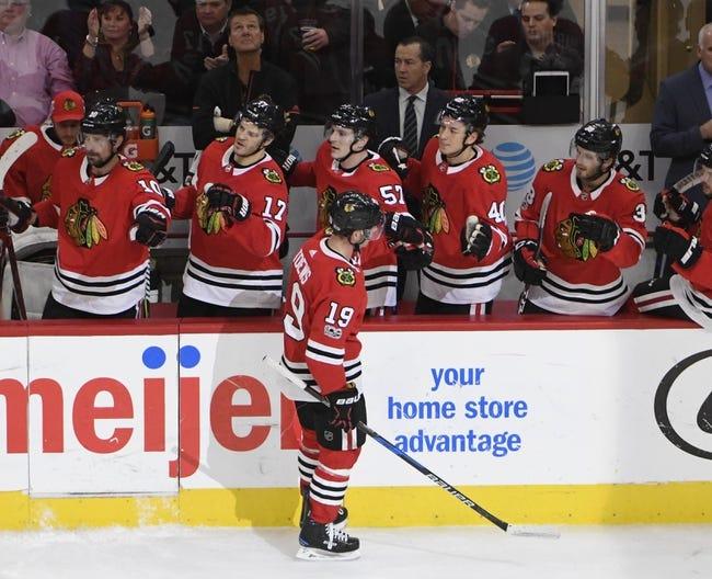 NHL | Florida Panthers (14-14-6) at Chicago Blackhawks (13-19-6)
