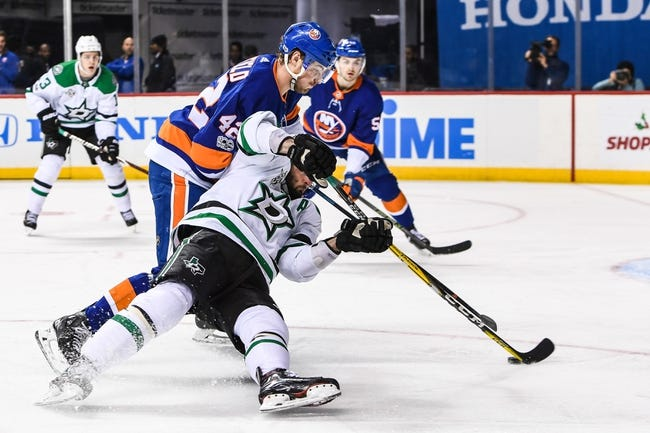NHL | New York Islanders (17-13-4) at Dallas Stars (18-15-3)