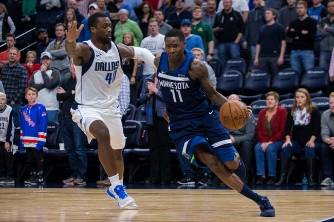 Dallas Mavericks vs. Minnesota Timberwolves - 3/30/18 NBA Pick, Odds, and Prediction