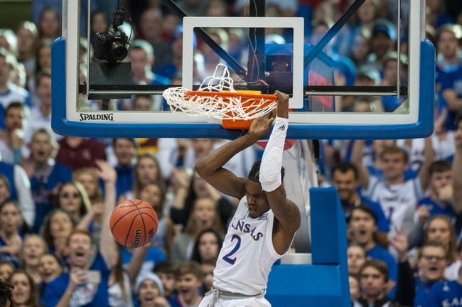 NCAA BB | Iowa State - Kansas