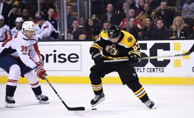 Washington Capitals vs. Boston Bruins - 12/28/17 NHL Pick, Odds, and Prediction