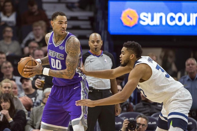 NBA | Sacramento Kings (17-37) at Minnesota Timberwolves (34-24)