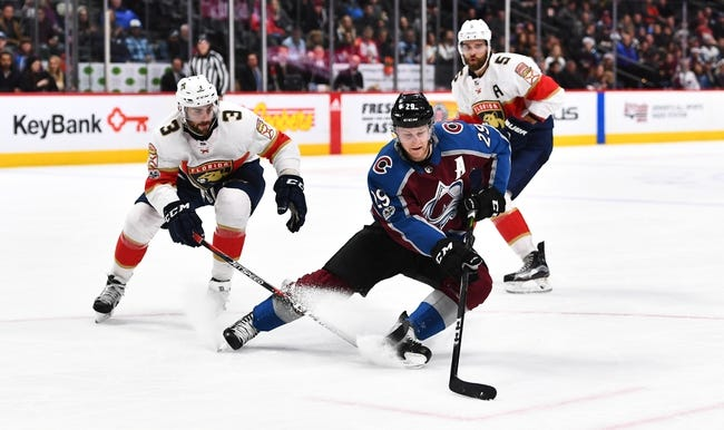 Florida Panthers vs. Colorado Avalanche - 12/6/18 NHL Pick, Odds, and Prediction