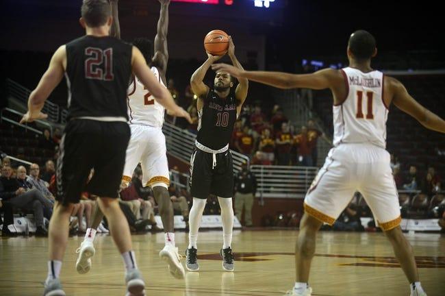 Santa Clara vs. BYU - 1/13/18 College Basketball Pick, Odds, and Prediction