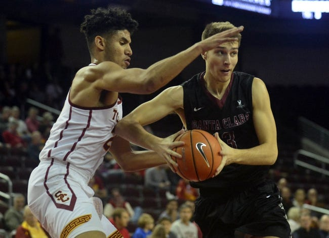 Santa Clara vs. Pepperdine - 12/28/17 College Basketball Pick, Odds, and Prediction