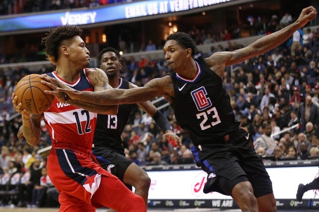 NBA | Washington Wizards (1-4) at Los Angeles Clippers (3-2)