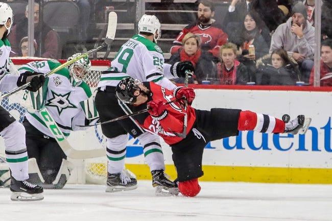 Dallas Stars vs. New Jersey Devils - 1/4/18 NHL Pick, Odds, and Prediction