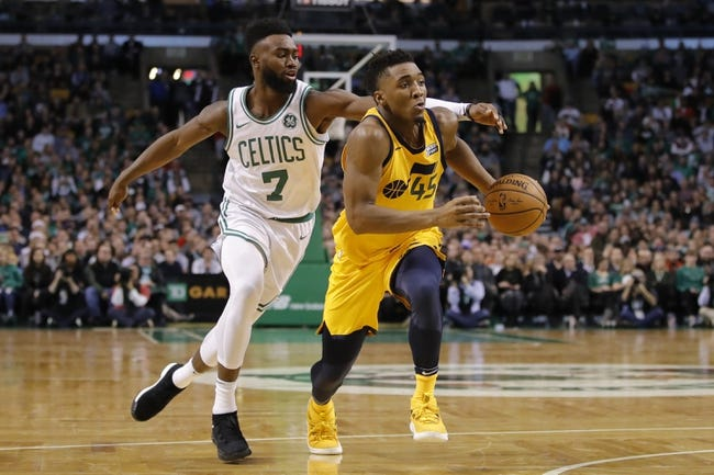 Utah Jazz vs. Boston Celtics - 3/28/18 NBA Pick, Odds, and Prediction