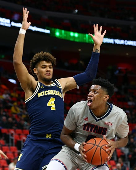Youngstown State vs. Detroit - 2/16/18 College Basketball Pick, Odds, and Prediction
