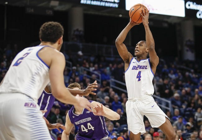 Northwestern vs. DePaul - 12/8/18 College Basketball Pick, Odds, and Prediction