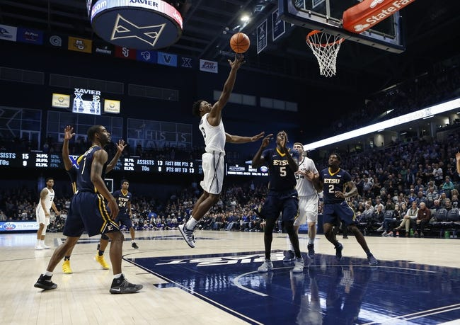 NCAA BB | Citadel at East Tennessee State