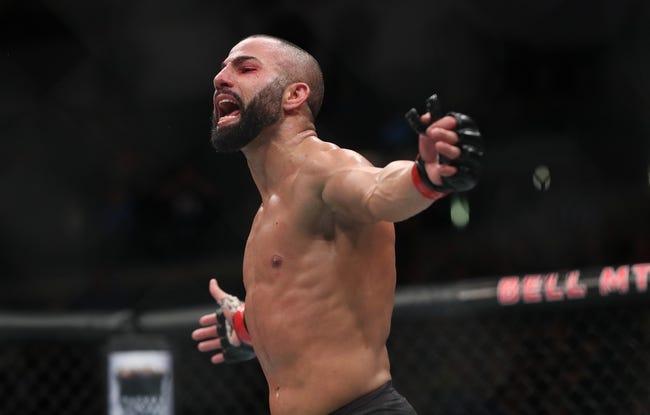 John Makdessi vs. Ross Pearson UFC on Fox 30 Pick, Preview, Odds, Prediction - 7/28/18