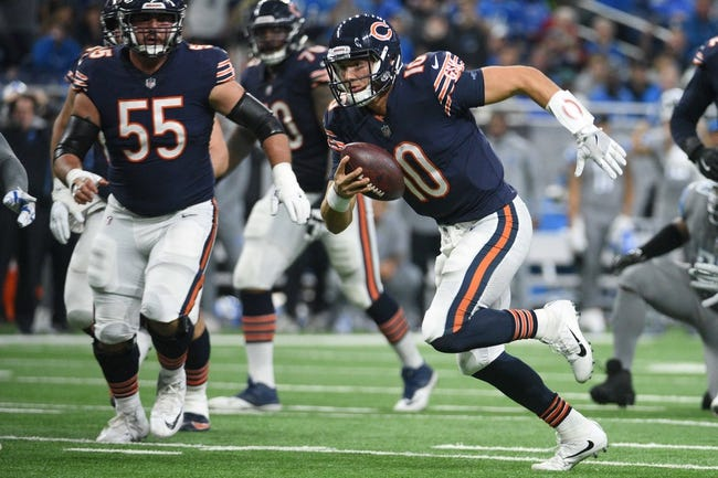 Detroit Lions at Chicago Bears - 11/11/18 NFL Pick, Odds, and Prediction