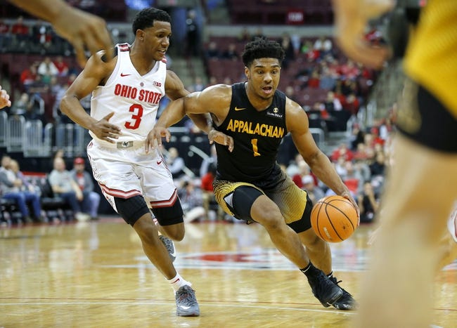 NCAA BB | Troy at Appalachian State
