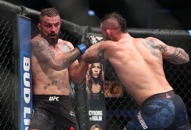 Neil Magny vs. Santiago Ponzinibbio UFC Pick, Preview, Odds, Prediction - 11/17/18