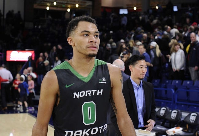 Montana State vs. North Dakota - 1/6/18 College Basketball Pick, Odds, and Prediction