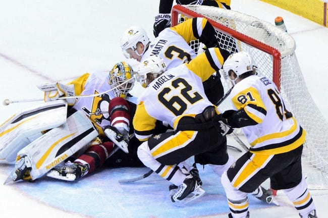 Pittsburgh Penguins vs. Arizona Coyotes - 11/10/18 NHL Pick, Odds, and Prediction