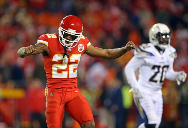 Los Angeles Chargers vs. Kansas City Chiefs - 9/9/18 NFL Pick, Odds, and Prediction