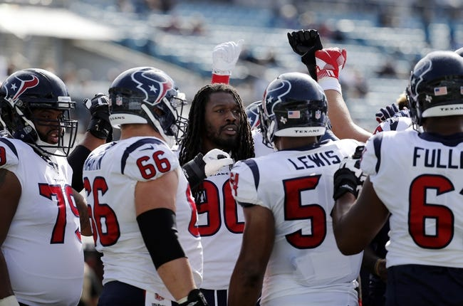 Houston Texans vs. Pittsburgh Steelers - 12/25/17 NFL Pick, Odds, and Prediction