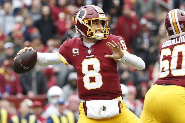 Denver Broncos at Washington Redskins- 12/24/17 NFL Pick, Odds, and Prediction