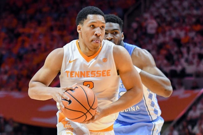 Wake Forest vs. Tennessee - 12/23/17 College Basketball Pick, Odds, and Prediction