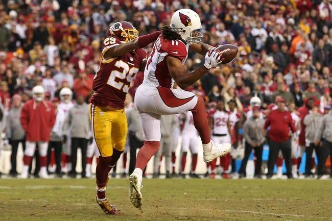 Washington Redskins at Arizona Cardinals - 9/9/18 NFL Pick, Odds, and Prediction