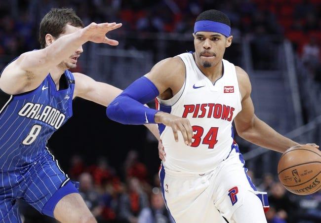 Orlando Magic vs. Detroit Pistons - 12/28/17 NBA Pick, Odds, and Prediction